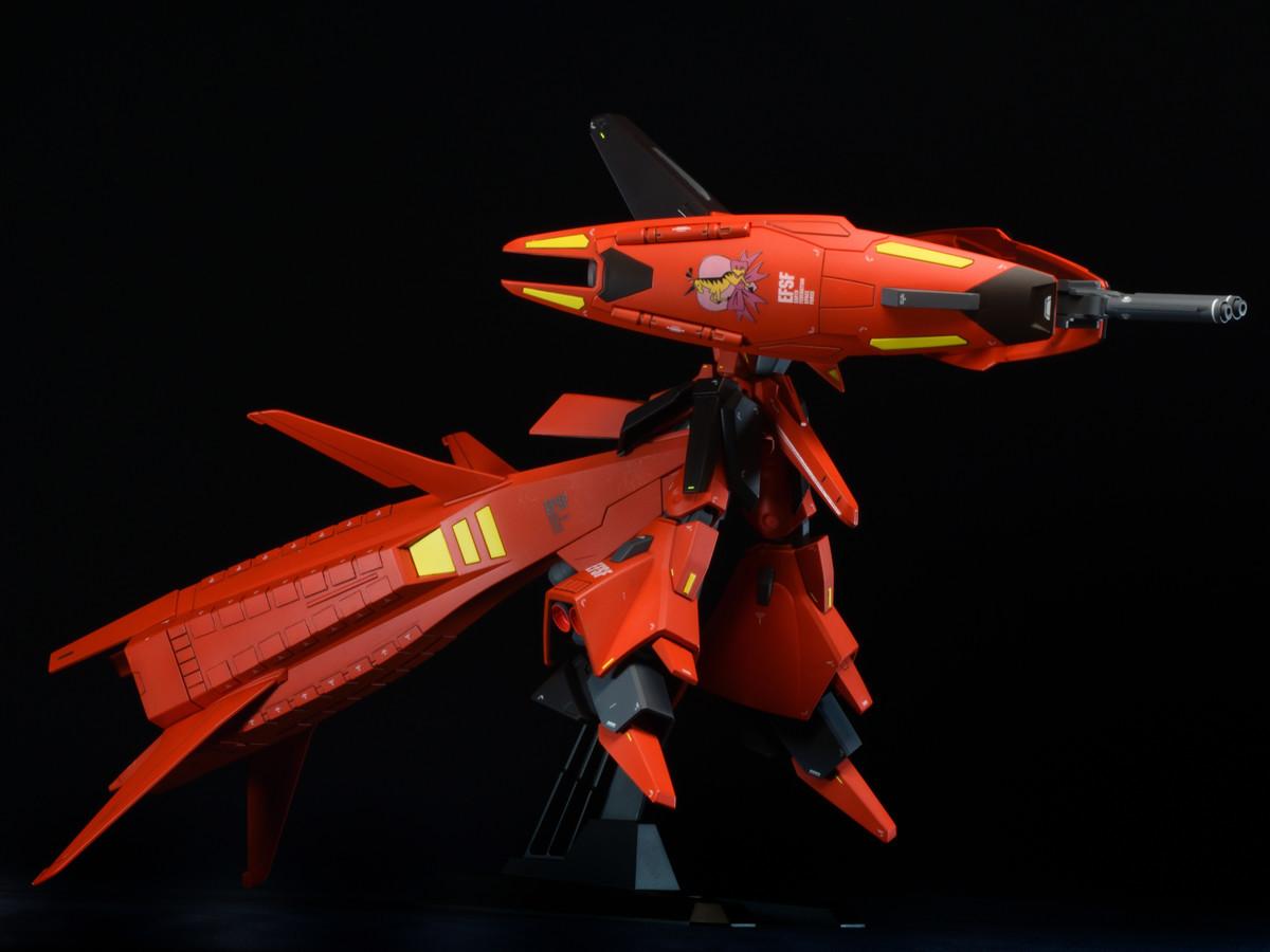 ギャプラン メガランチャー発射