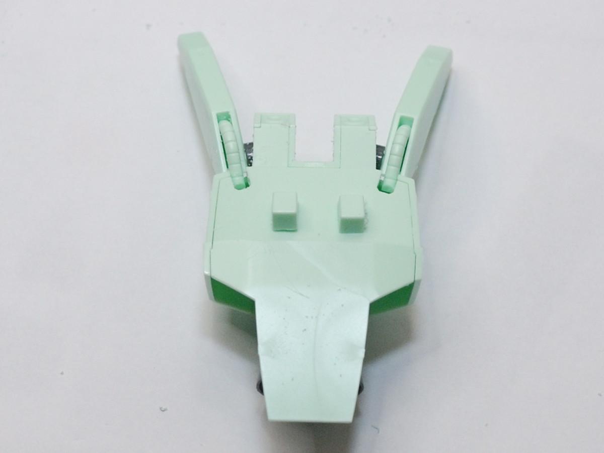 ヴァースキ専用ジムナイトシーカー宇宙仕様バックパック改造