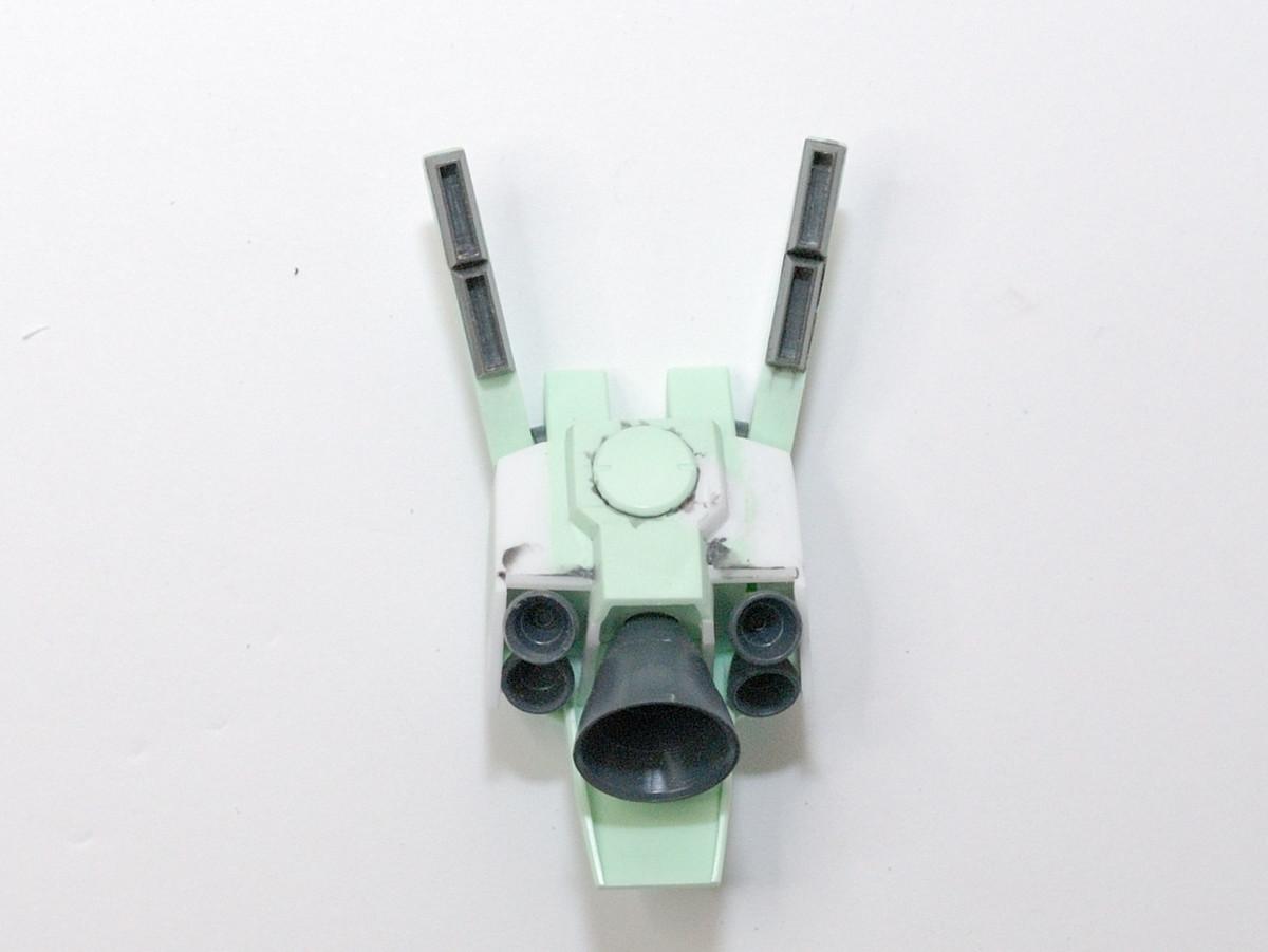 ジェガンA型バックパックへの改造