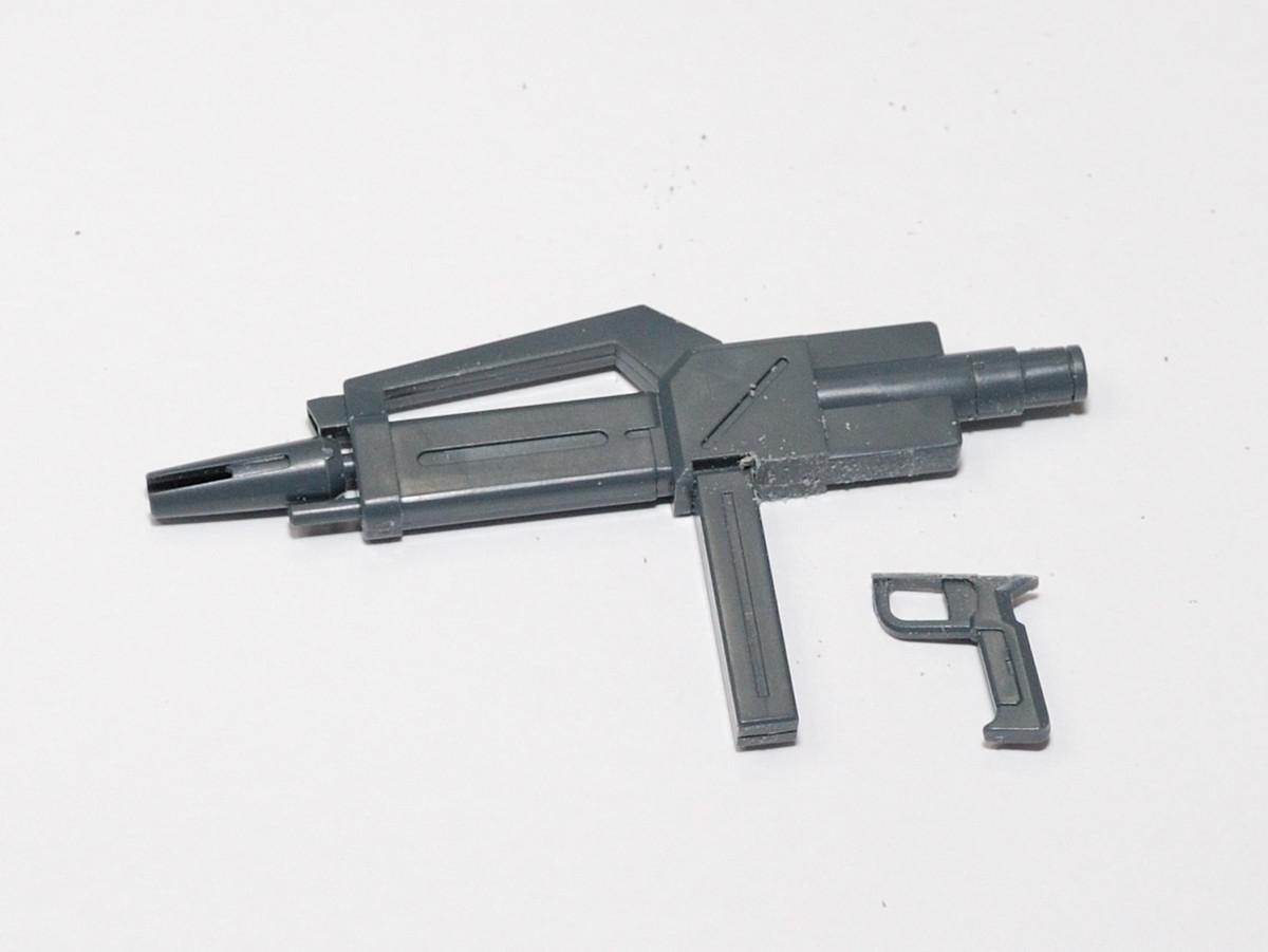 ジェガンD型武器改造