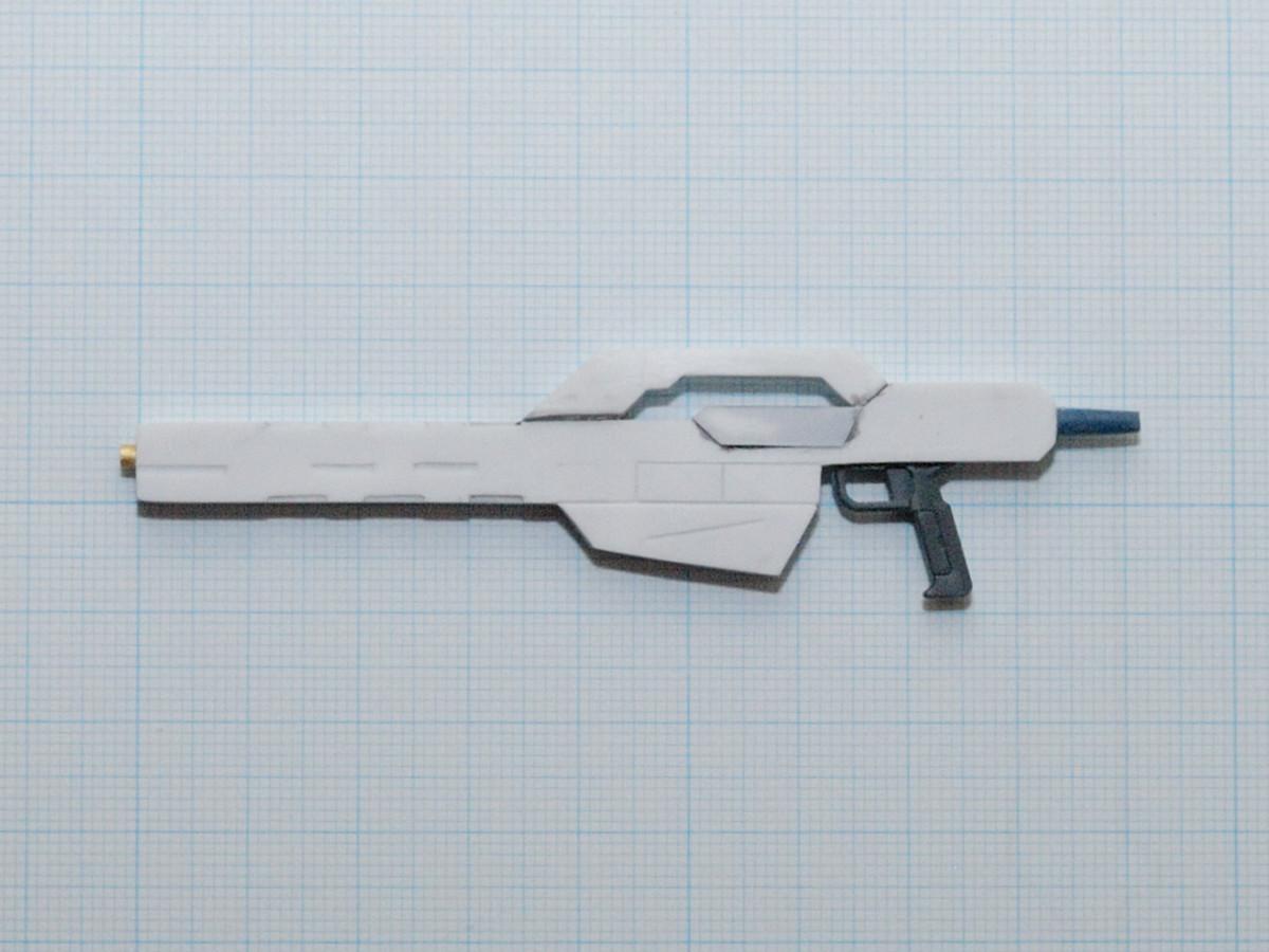 ジムナイトシーカー 武器スクラッチ