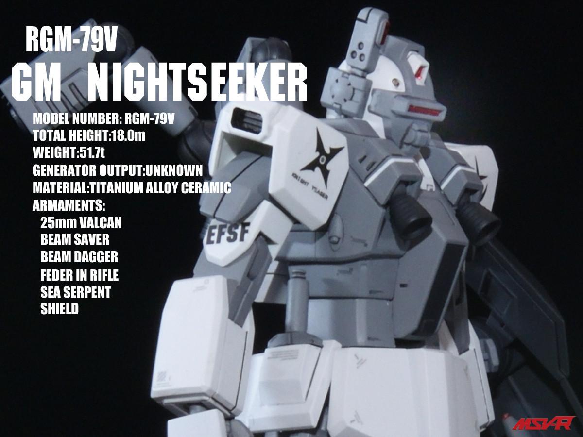 Gmnightseeker vasuki's custom
