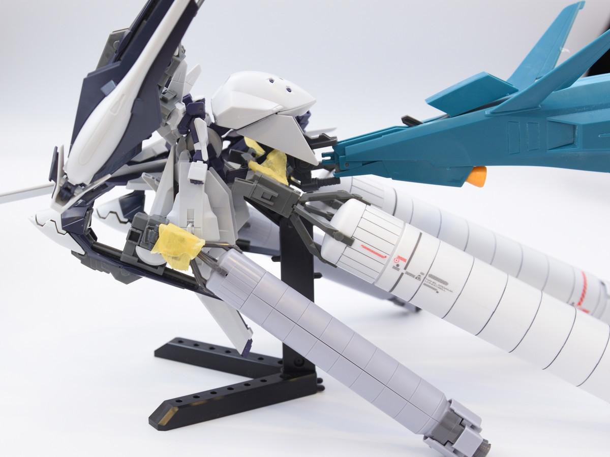 ウーンドウォート・ラーⅡクルーザーモードへの改造