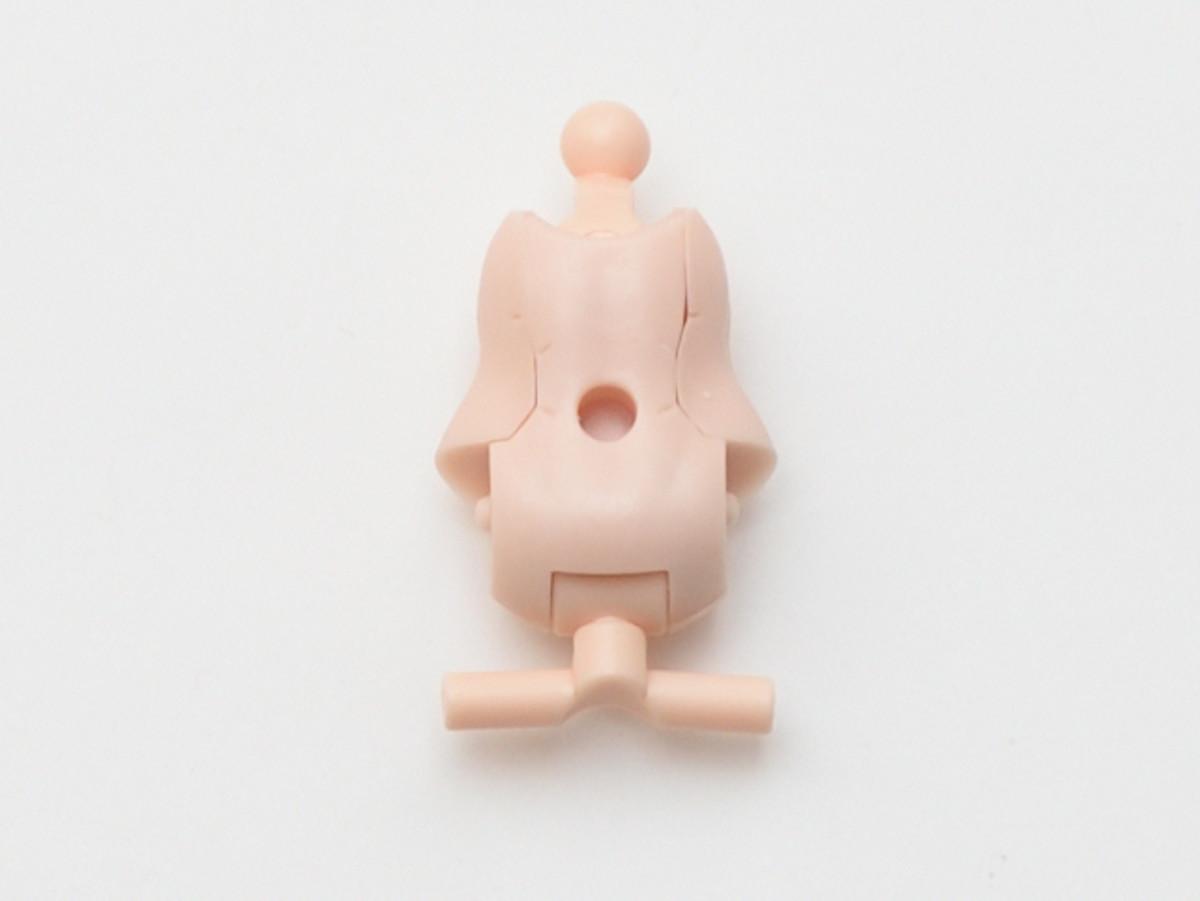 腹部製作 メガミデバイス改造パーツ