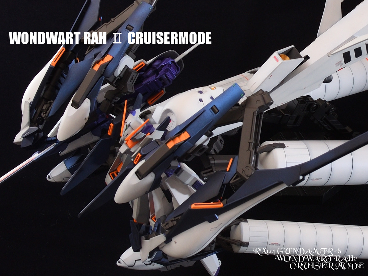 Wondwart rah 2 cruiser mode