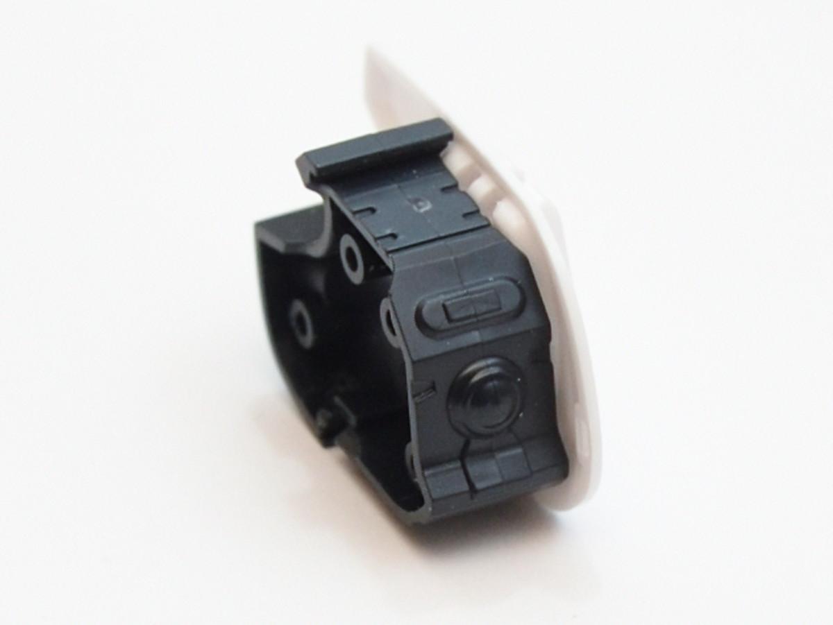 メガミデバイス 電飾