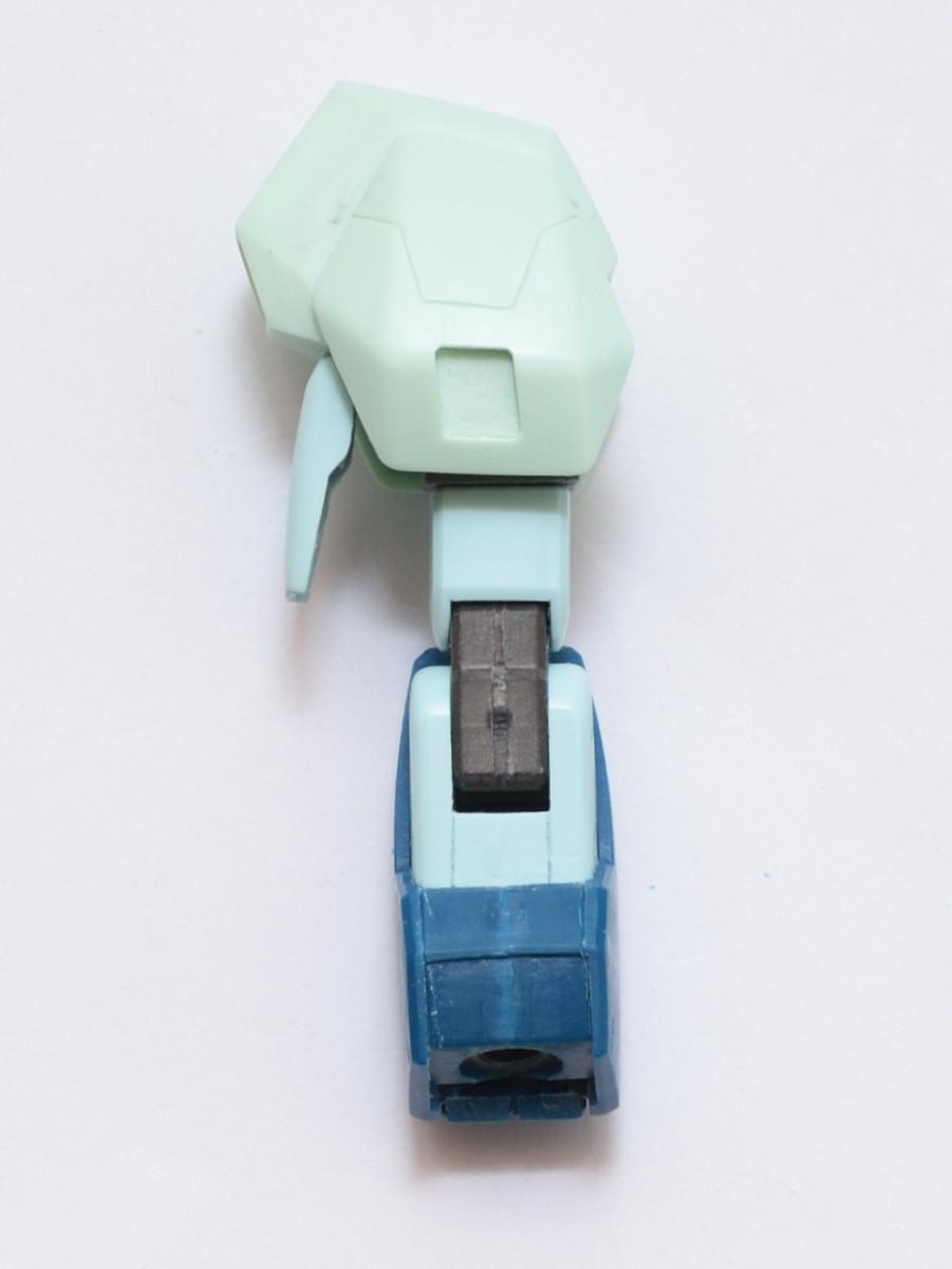 リガズィード 腕の改造