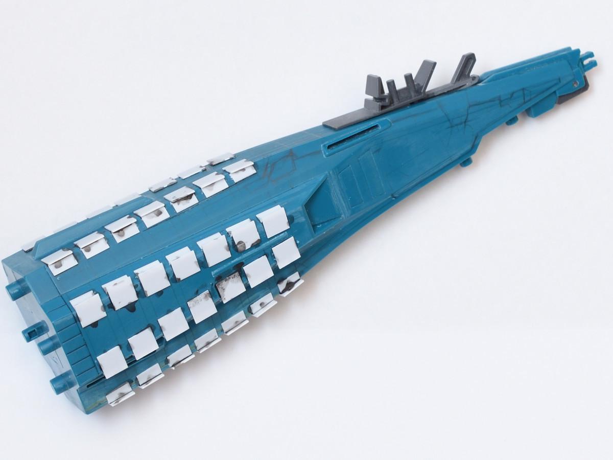 ギャプランブースターの改造
