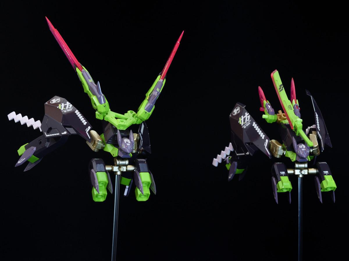 玉藻の前武装パーツ
