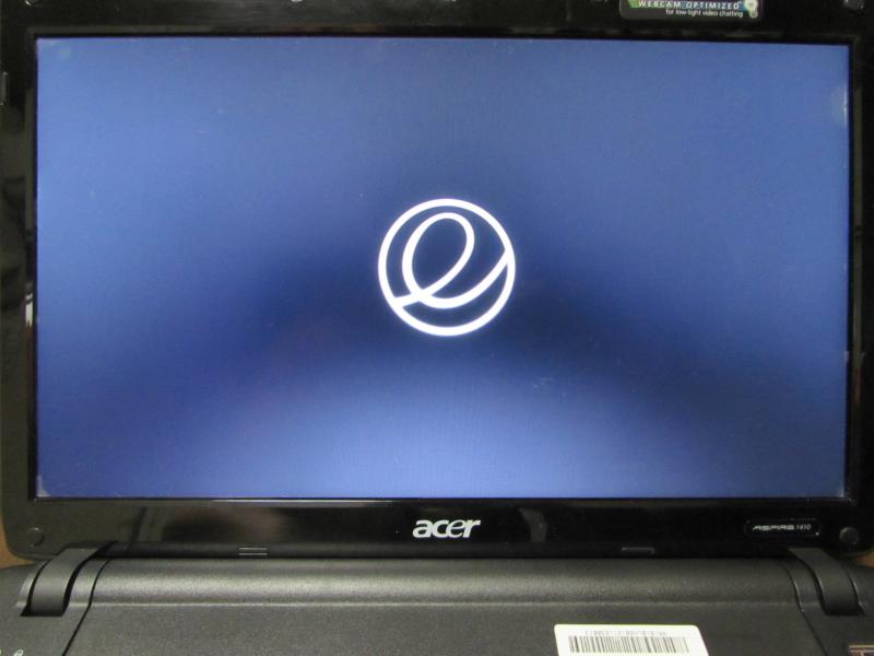 elementary OS をUSBブート!