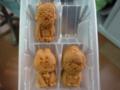 サザエさんの人形焼