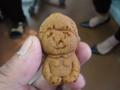 Tちゃんか? サザエさんの人形焼