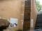 岡山城ぶらぶら 拡張期の盛土の展示