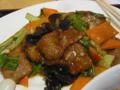 牛肉のオイスターソース 満天香 南蔵王店