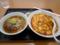麻婆丼セット 中華料理 同楽縁 ビッグローズ店