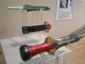 プログレッシブナイフ 剣型 ヱヴァンゲリヲンと日本刀展