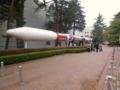 実物大ロケット JAXA相模原キャンパス