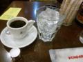 アイスコーヒー コンパル メイチカ店