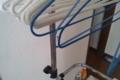 20111108 ハンガーに蜘蛛の巣