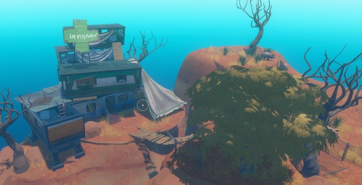 【Raft】CaravanaTown-診療所