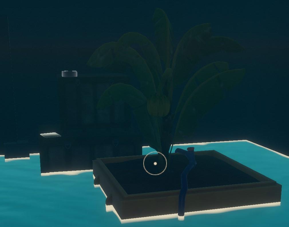 【Raft】Tangaroa-バナナ