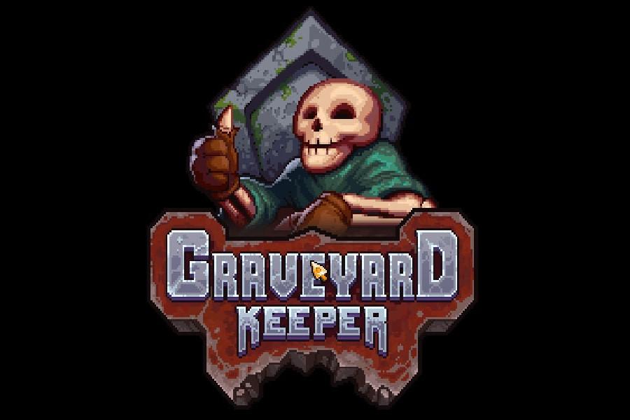 【Graveyard Keeper】タイトル