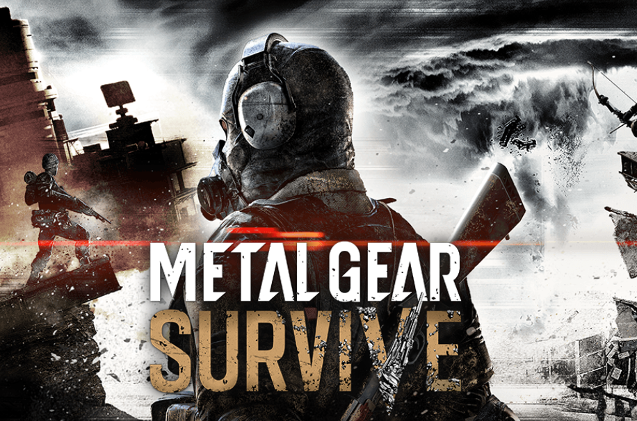 【METAL GEAR SURVIVE】タイトル