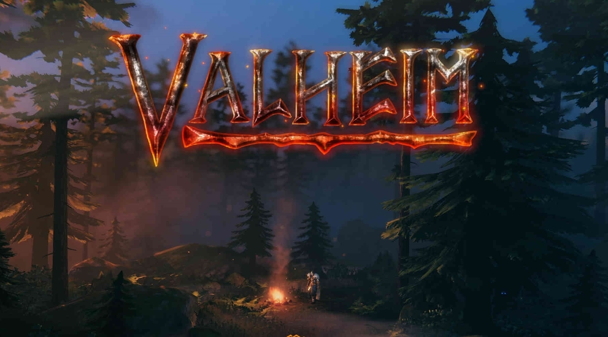 【Valheim】タイトル