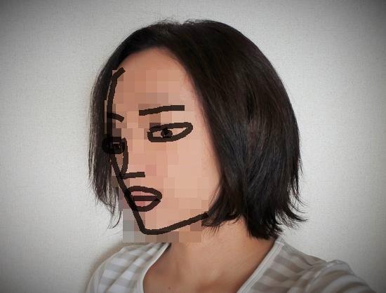 くせ毛のヘアスタイル