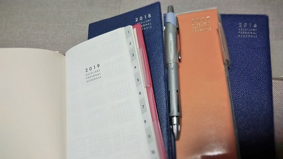 高橋手帳 リベルインデックス