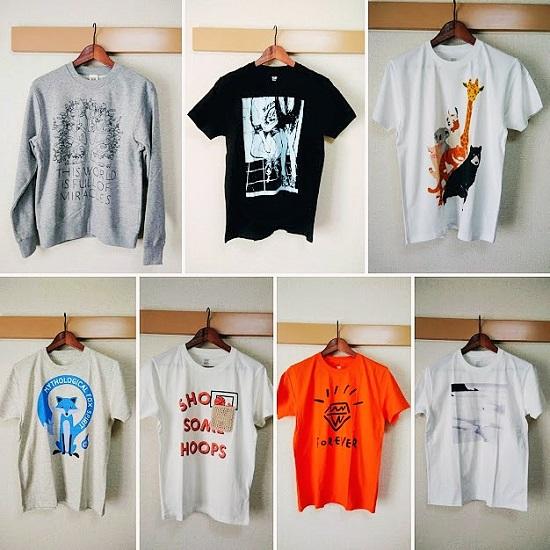 グラニフ福袋Tシャツ