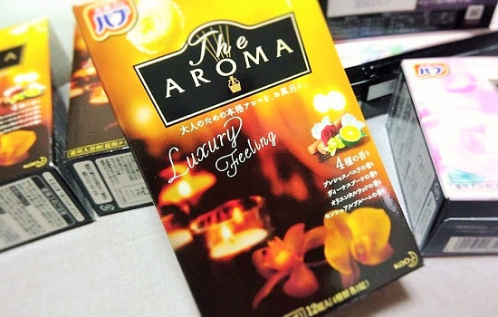 バブ The Aroma Luxury Feeling