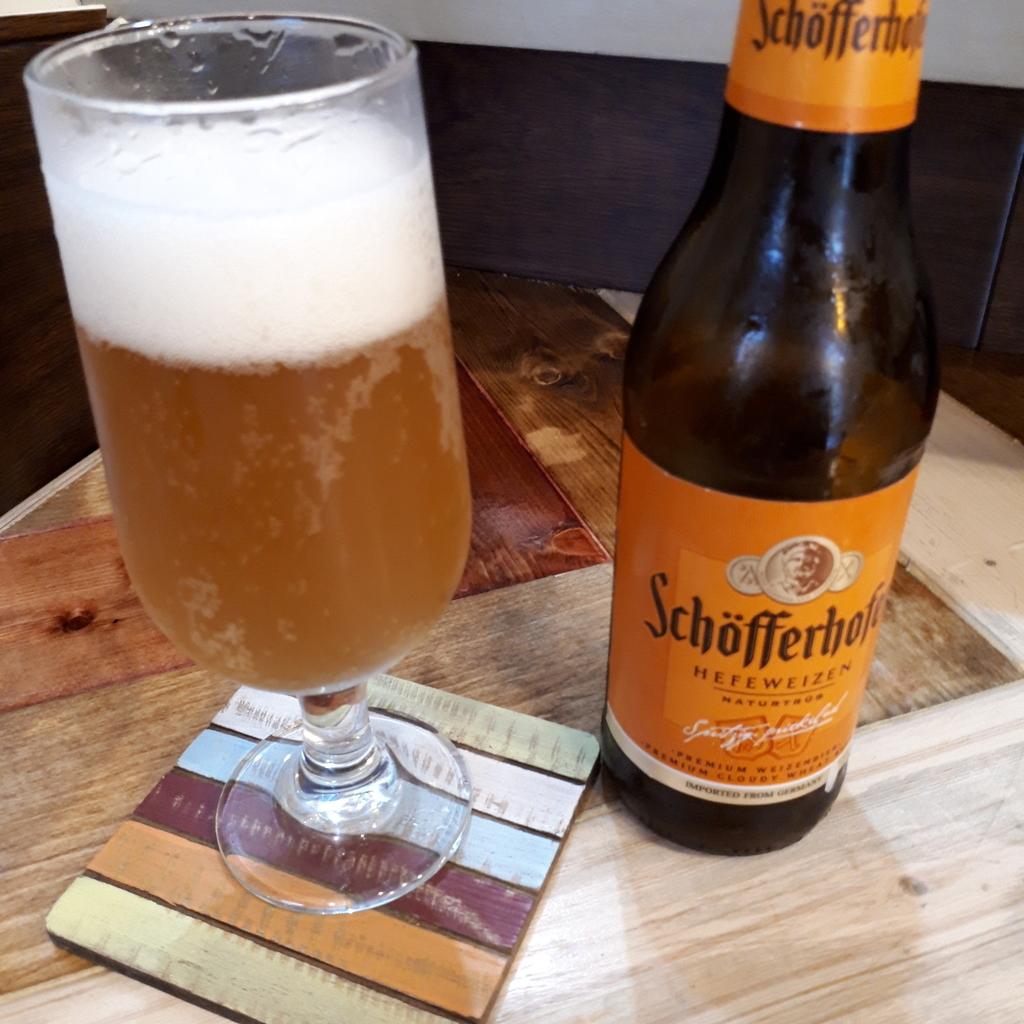 ドイツビール シュッファーホッファー