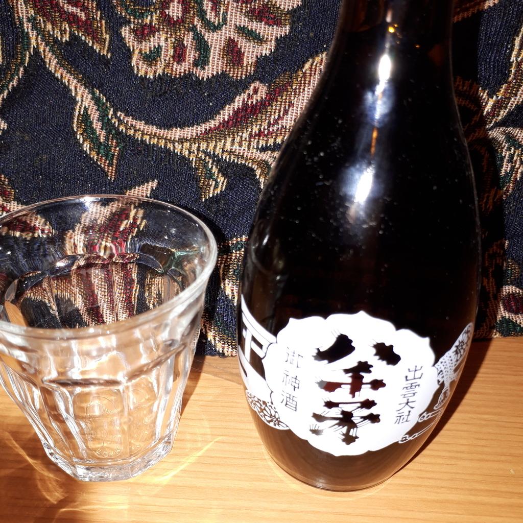 出雲の日本酒