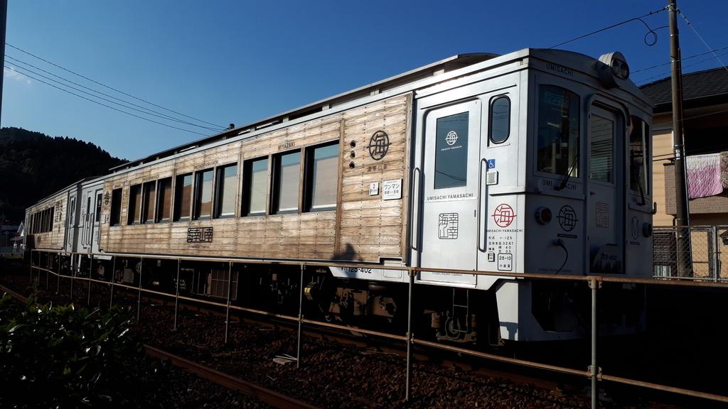 特急 海幸山幸 キハ125系400番台