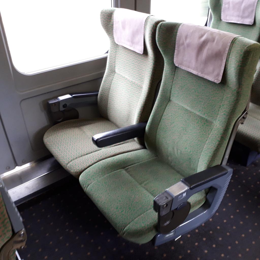 特急 にちりん 787系4両編成 自由席