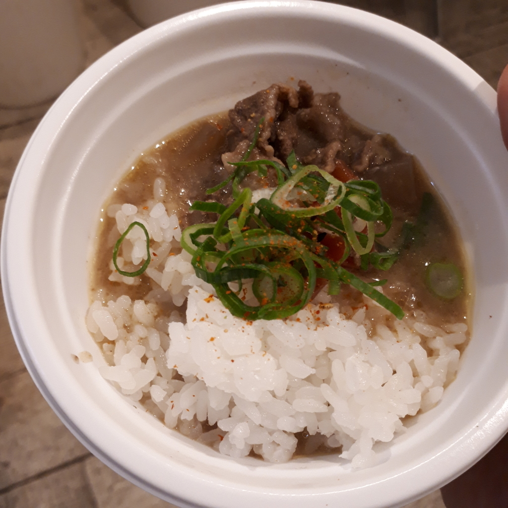 spice curry Simple 酒粕豚汁カレー