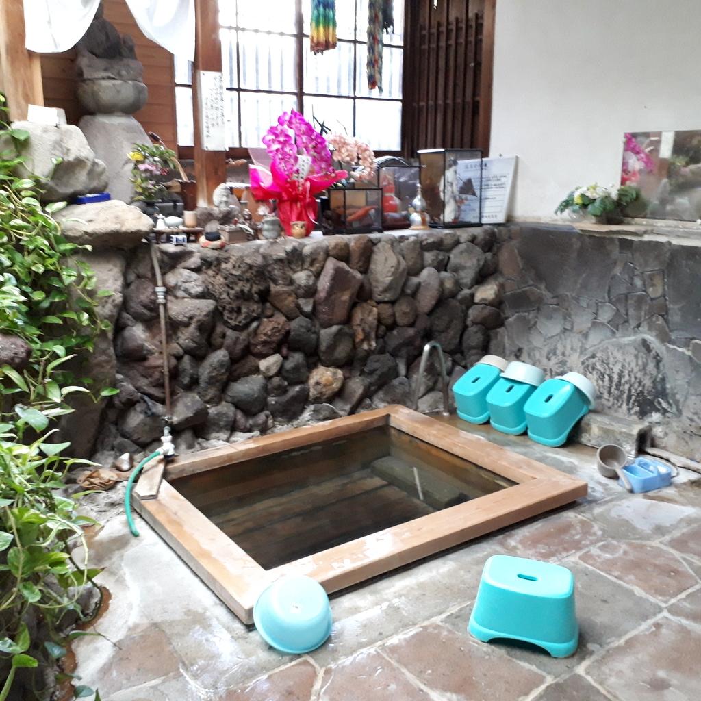 別府 双葉荘 お風呂