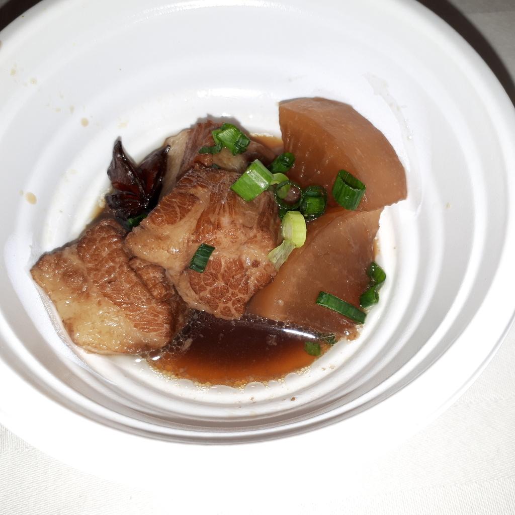 アアベルカレー 豚トロ薬膳角煮