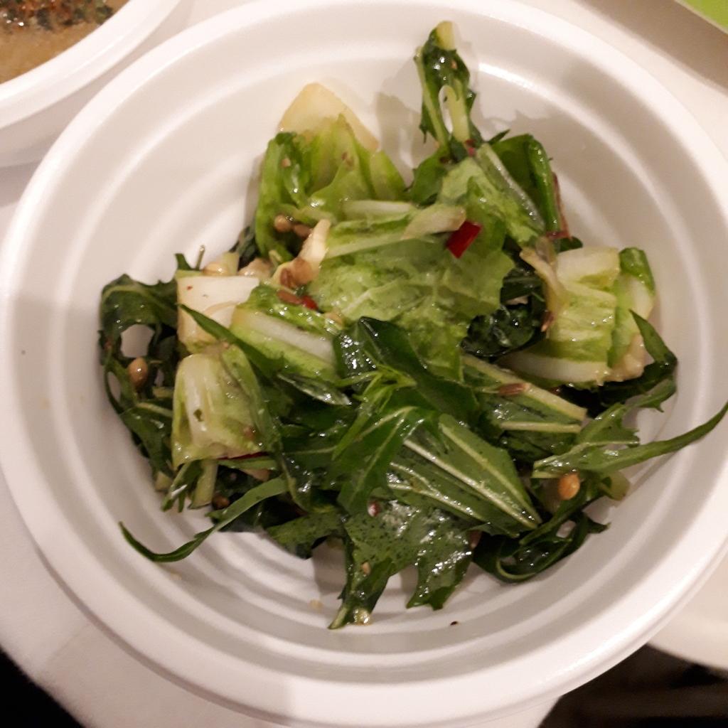 北摂スパイス研究所 北摂野菜のスパイスサラダ