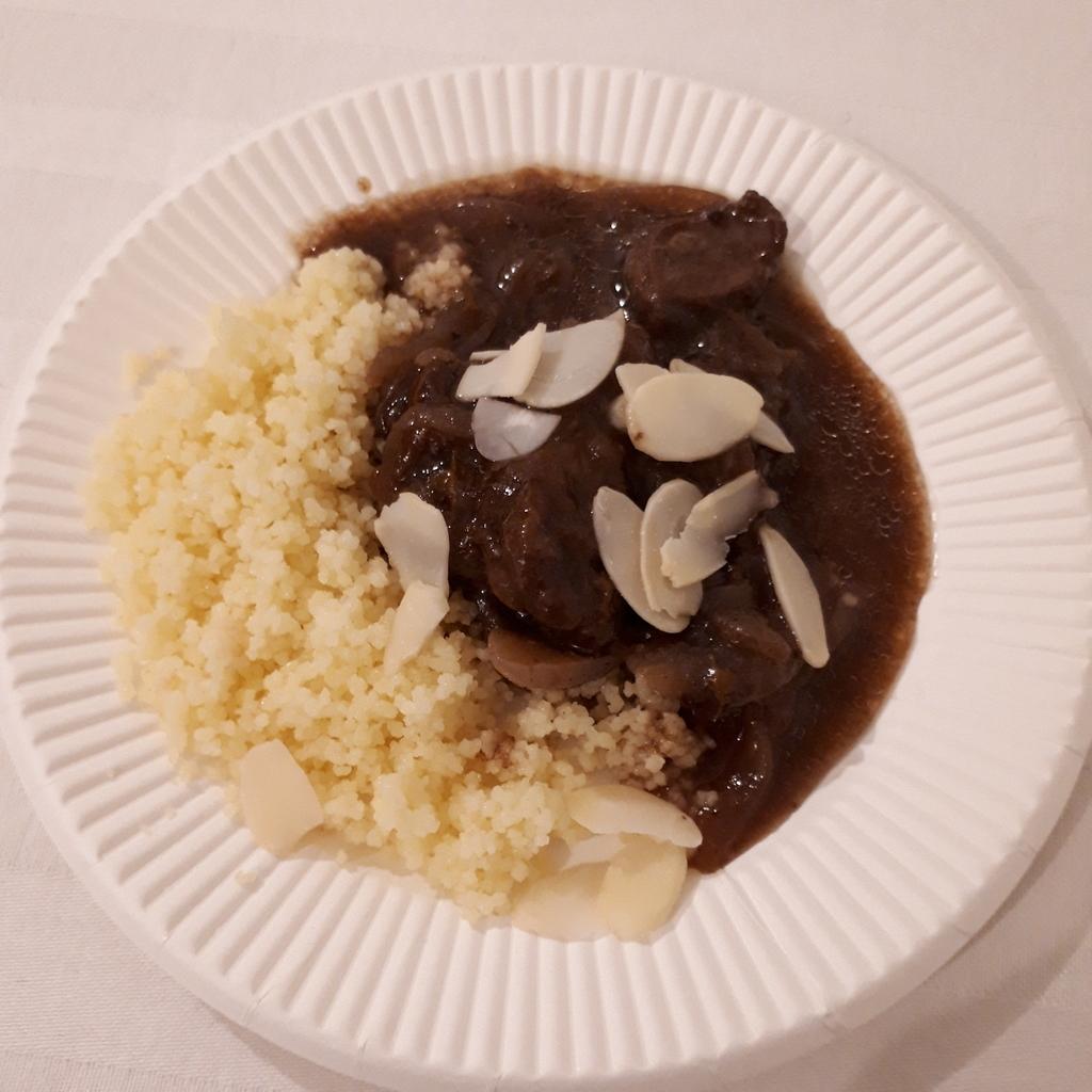 福猫堂 ラム肉とプルーンのタジン