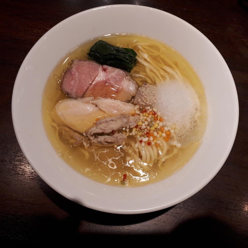 NAKAGAWAわず 淡麺