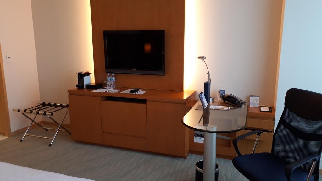 シェラトングランドホテル広島 クラブキングルーム