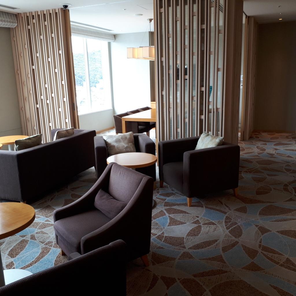 シェラトングランドホテル広島 クラブラウンジ
