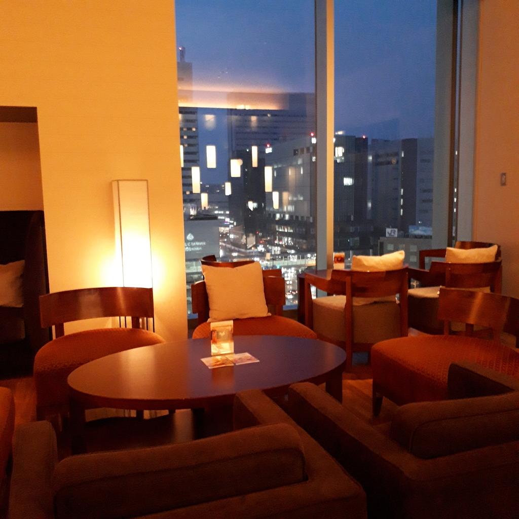 シェラトングランドホテル広島 雅庭バー