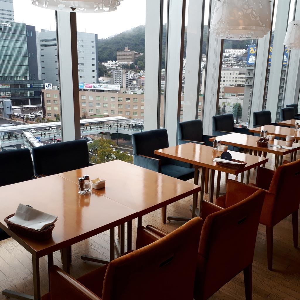 シェラトングランドホテル広島 ブッフェレストラン ブリッジ