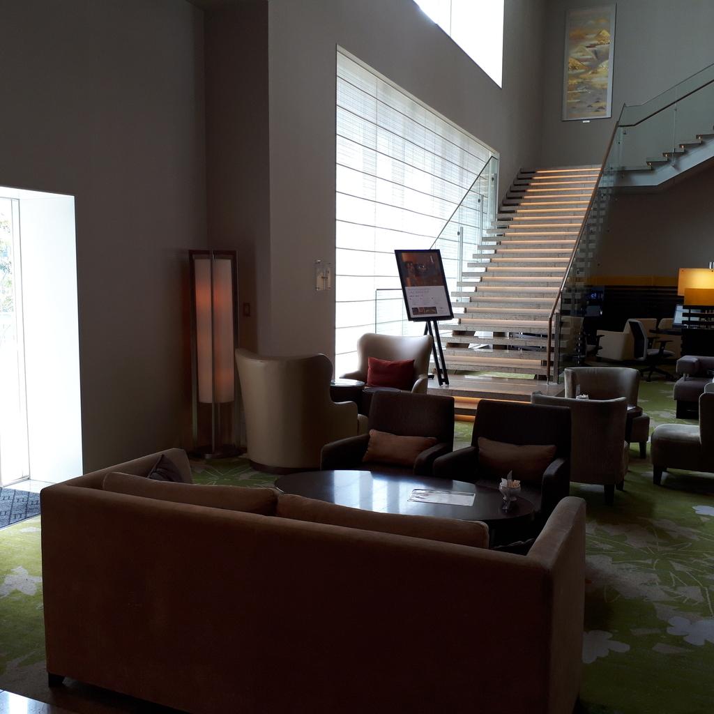 シェラトングランドホテル広島 ロビーラウンジ