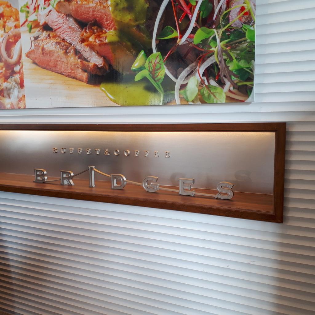 シェラトングランドホテル広島 8階 ブッフェレストラン ブリッジ