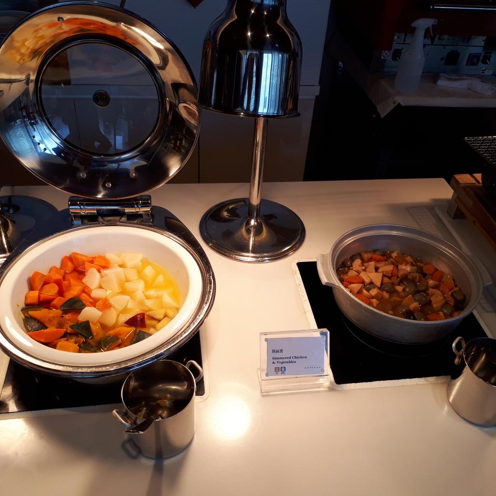 シェラトングランドホテル広島 ブッフェレストラン ブリッジ 朝食