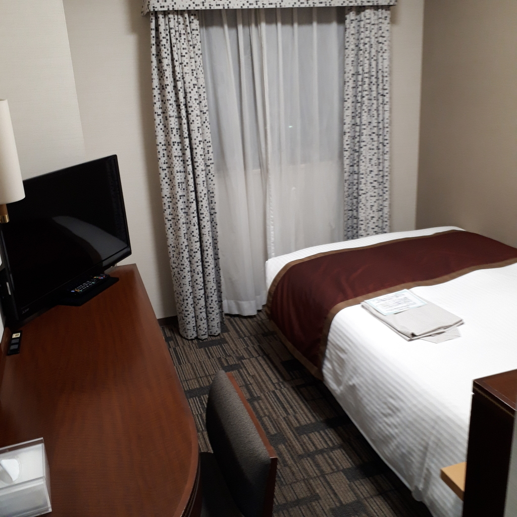 ホテル法華クラブ鹿児島 シングルルーム